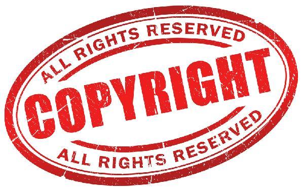 investigacion, trabajo copyright en la mente publica