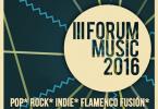 III concurso forum music 2016 granada