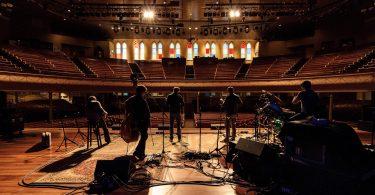 oferta trabajo industria musical, ryman auditorium