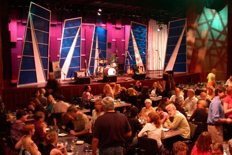 oferta trabajo industria musical, world cafe live