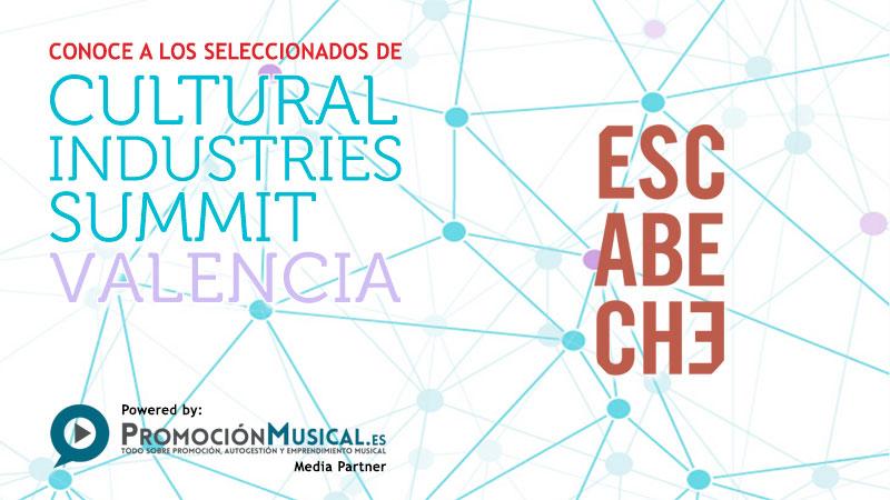 cultural industries summit 2016, escabeche magazine, proyecto seleccionado