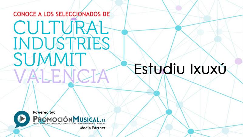 cultural industries summit 2016, proyectos seleccionados