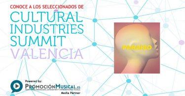 cultural industries summit 2016, paraiso, proyectos seleccionados
