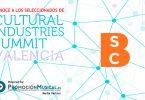 cultural industries summit 2016, seleccionados, b-side city