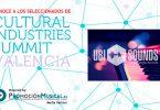 cultural industries summit 2016, seleccionados, ubisounds