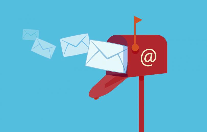email marketing musical, boletin noticias efectivo