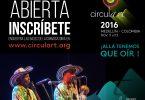convocatoria Circulart 2016 para Artistas