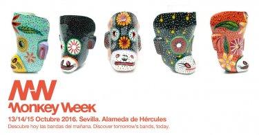 Monkey Week 2017. Nueva localización en Sevilla