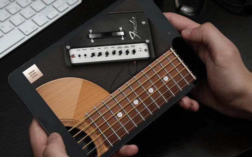 13 apps para guitarristas