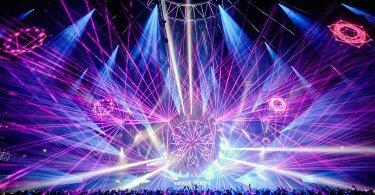 industria de la música electrónica