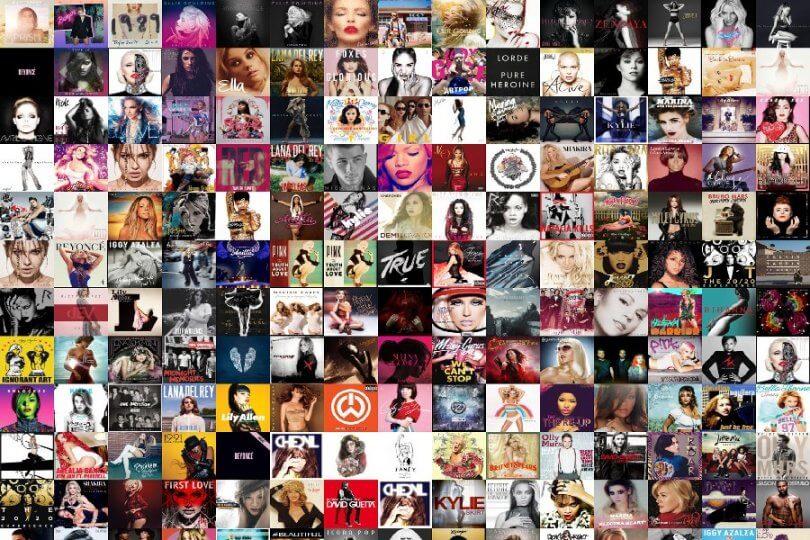 Investigación. Comparación de la promoción de dos lanzamientos discográficos en Papua Nueva Guinea