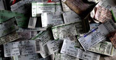 Industria musical y la amenaza de la reventa de tickets