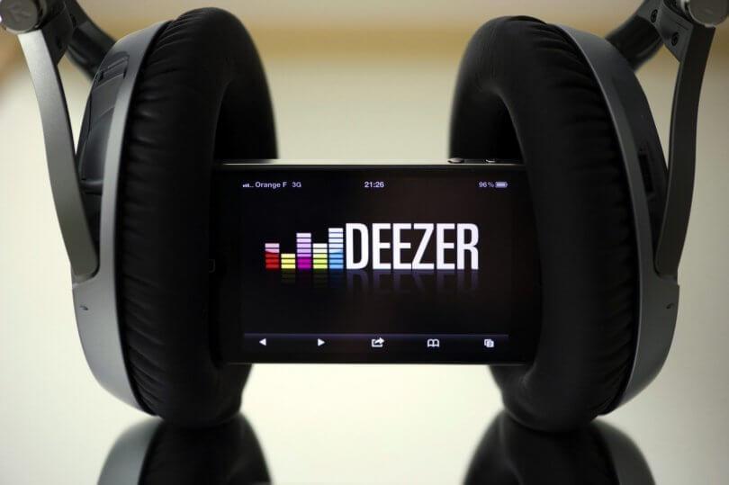 El sector del streaming en la industria musical en 2016. Deezer
