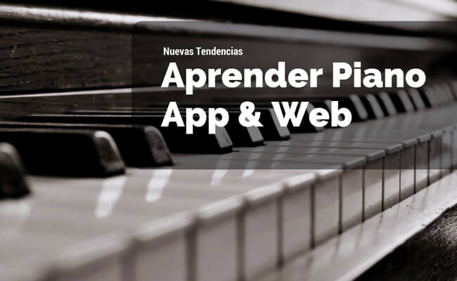 Nuevas tecnologías aplicadas al aprendizaje de teclado y armonía en el piano