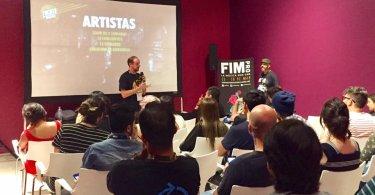 Músicos, productores y líderes de la industria musical en el segundo día de FIMPRO