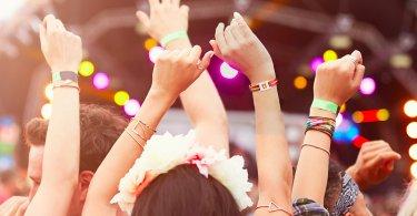 La tecnología en los festivales de música. Mejorando la experiencia