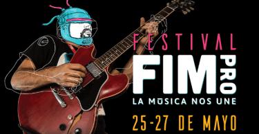 Artistas seleccionados para FIMPRO 2017