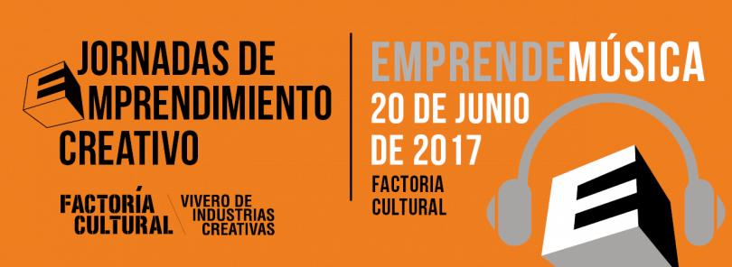 2ª Jornada Profesional EmprendeMúsica en Matadero Madrid