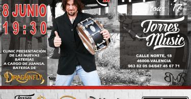 Clinic Juansa, Honsuy, Torres Music