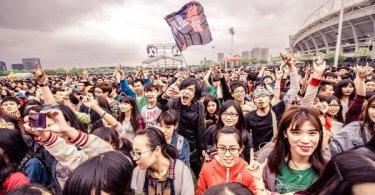 Industria Musical China | 365 millones de personas pagarían por entretenimiento