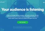 Spotify Studio Ads. Lanzamiento de Plataforma de Anuncios en Autoservicio