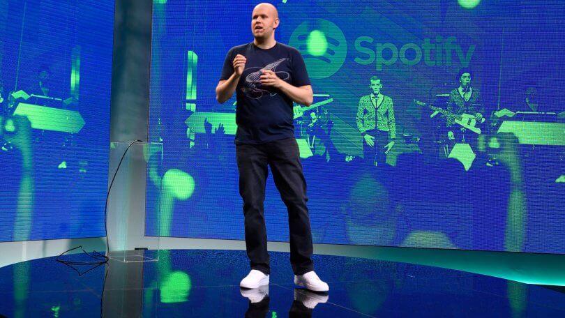 Ingresos y Perdidas Spotify