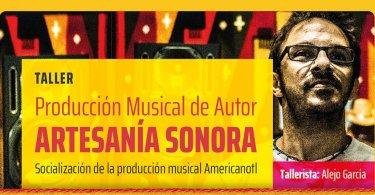 Curso produccion musical