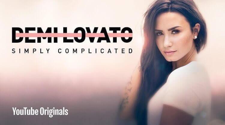 Ver Documental Demi Lovato en Youtube Gratis | Simply Complicated