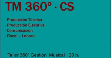 curso gestion eventos musicales taller musica 360 castellon