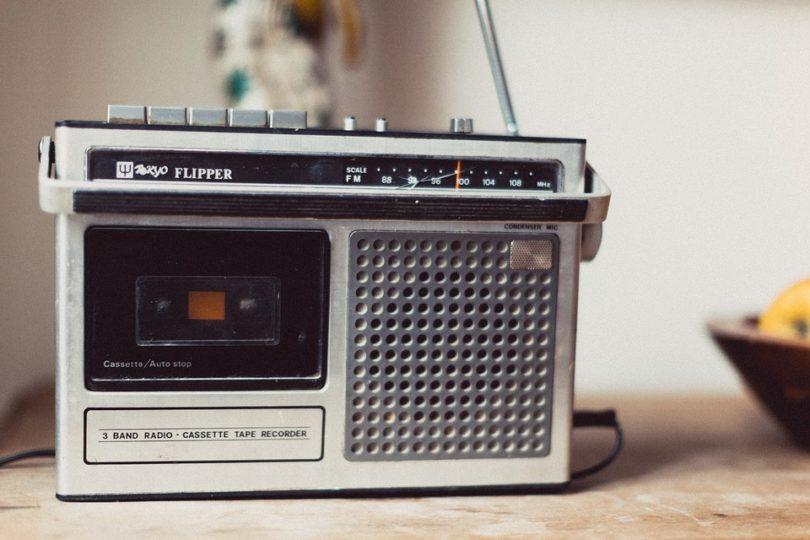 consumo de radio