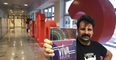 Se Lanza Residencia Artística con Viva Suecia y Rufus T. Firefly en A Coruña