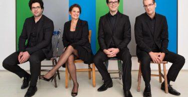 7º Concurso Internacional de Composición para Cuarteto de Cuerdas Molinari Quartet