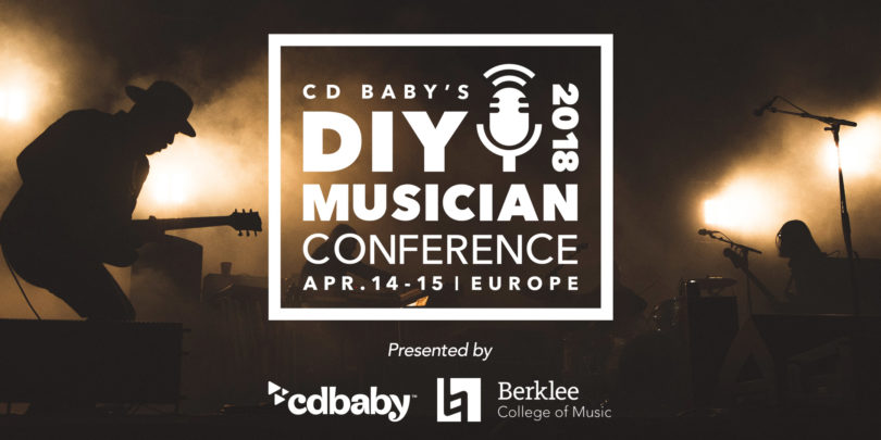 DIY Musician Conference Europe