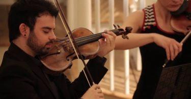 Concurso Internacional de Composición Florence String Quartet