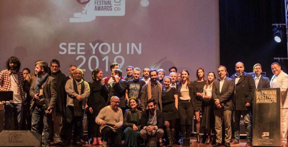 Talkfest e Iberian Festival Awards 2018 | Premiados y Números de los Eventos