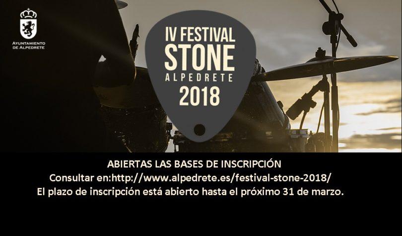 concurso bandas IV Festival Stone