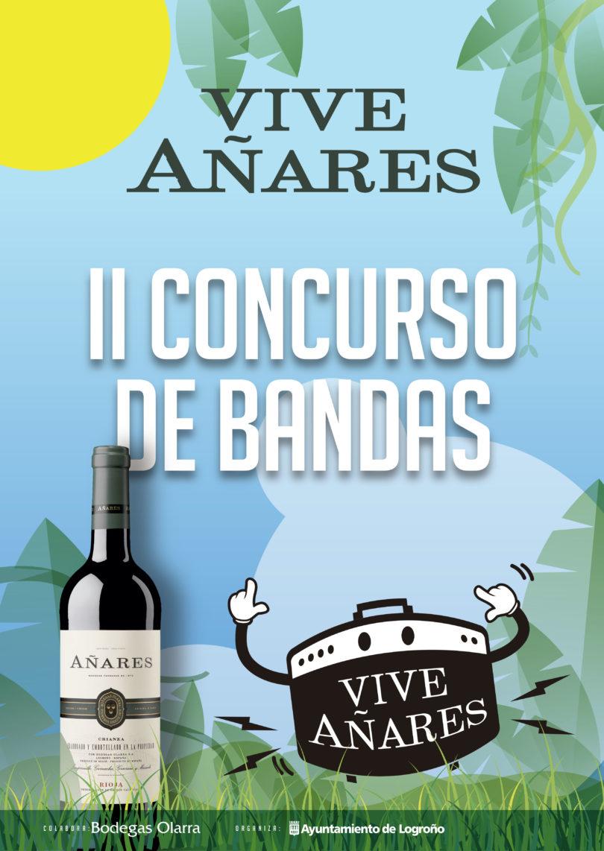 Concurso de Bandas Vive Añares 2018 | Bases