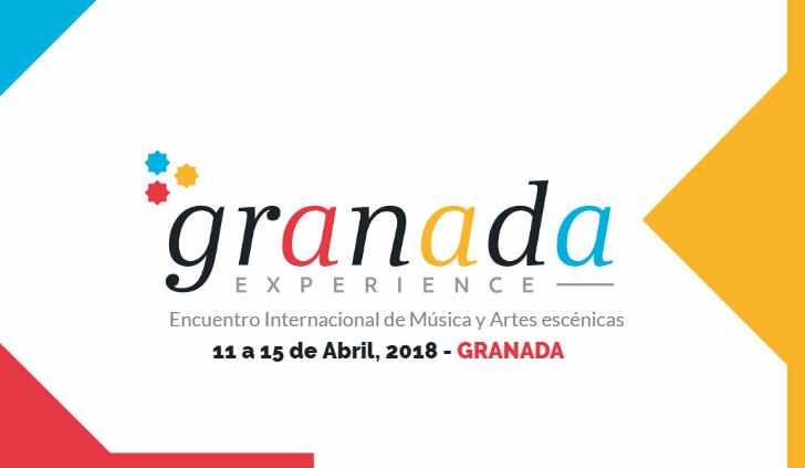 II Edición del Granada Experience 11 al 15 abril 2018