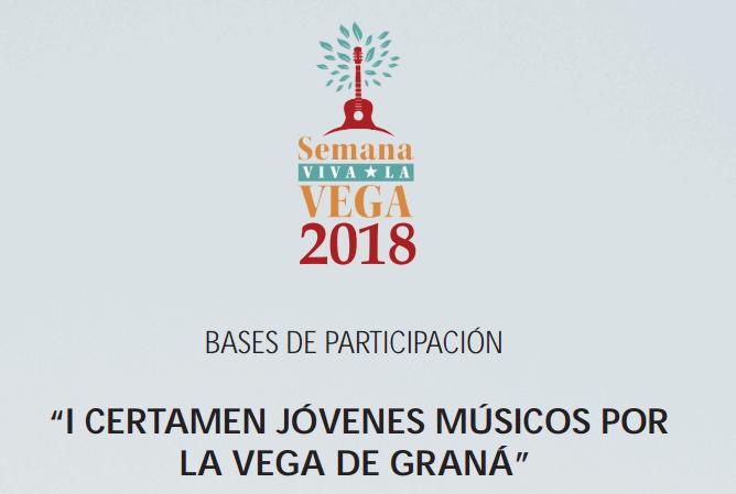 Certamen Jóvenes Músicos por la Vega de Graná