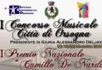 I Concurso Musical Città di Orsogna