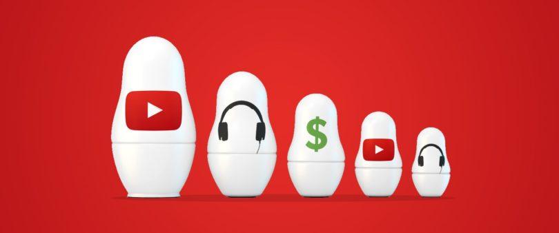 Servicio Musical de Youtube