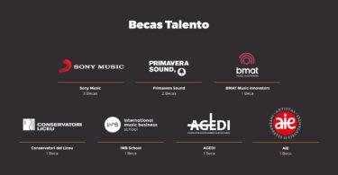 10 Becas Talento para el Postgrado en Gestión del Negocio de la Musica de IMB School