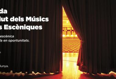 V Jornada de la Salut dels Músics i les Arts Escèniques