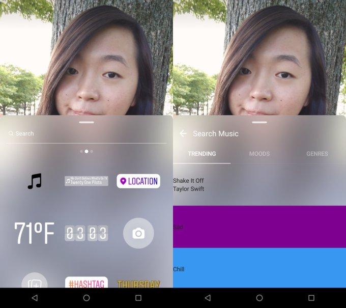 Instagram Agregará una Nueva Funcionalidad Musical