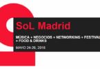 Sol Madrid 2018 | Programa