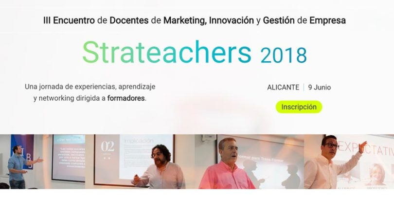 III Encuentro Docente Strateachers 2018