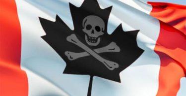 pirateria musica canada