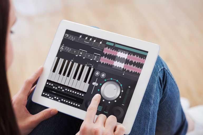 apps para musicos y compositores