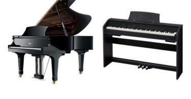 El Auge del Piano Digital o Piano Eléctrico