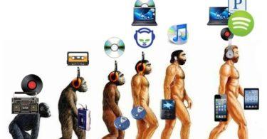 Evolución del Negocio de la Música en Internet
